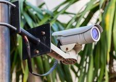 Caméra de sécurité, télévision en circuit fermé Photographie stock libre de droits