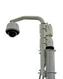 Caméra de télévision extérieure à distance Photos stock
