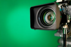 Caméra vidéo Photos libres de droits
