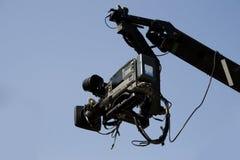 Caméra vidéo Images libres de droits