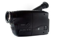 Caméra vidéo de cassette Photos libres de droits