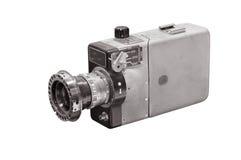 Caméra vidéo de cru photos libres de droits