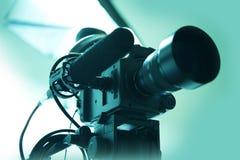 Caméra vidéo de HD Images libres de droits