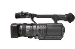 Caméra vidéo de HD Photographie stock