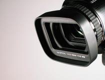 Caméra vidéo de HD Digitals Photographie stock