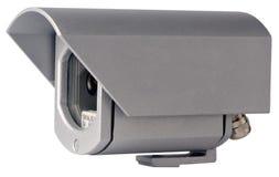 Caméra vidéo de surveillance Photos stock