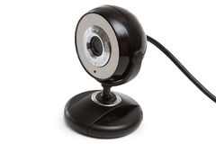 Caméra web Photographie stock