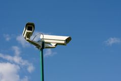 Caméras vidéo Images libres de droits
