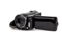 Caméscope de HD images libres de droits