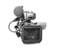 Caméscope professionnel Images libres de droits