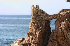 Cam� de Ronda, Costa Brava Royalty Free Stock Photo