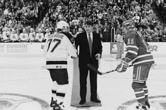 Free Cam Neely, Ray Bourque And Mark Messier Royalty Free Stock Image - 49935136