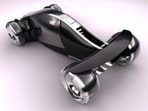 cam3 conceptcar1查出的光 免版税图库摄影