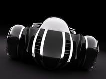 cam4 σκοτεινό στούντιο conceptcar1 Στοκ Φωτογραφίες