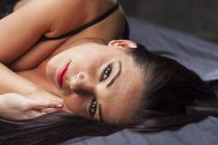Cama Imagem de Stock Royalty Free