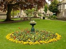 Cama de flor Imagen de archivo libre de regalías