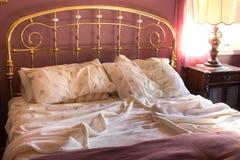 Cama de la mañana Imagen de archivo