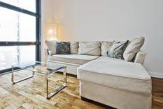 Cama do sofá Imagens de Stock