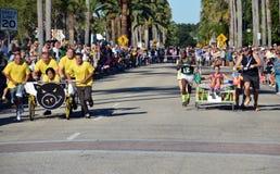 Cama que compete em Veneza FL Fotografia de Stock Royalty Free