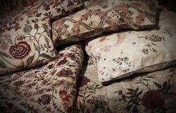Cama velha vazia Imagem de Stock