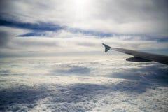 Camada da nuvem Imagens de Stock