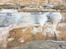 Camada de rocha Imagem de Stock