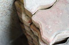 Camada de tijolo fotos de stock royalty free