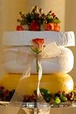 Camada do queijo Imagem de Stock