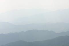 Camadas da paisagem imagem de stock royalty free