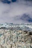 Camadas de gelo Imagem de Stock