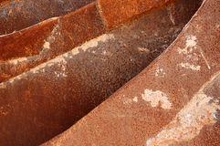 Camadas do metal Imagens de Stock
