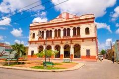 Camaguey, Κούβα - παλαιά πόλη που απαριθμείται στον κόσμο της ΟΥΝΕΣΚΟ στοκ φωτογραφίες