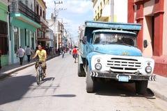Camaguey, Cuba stock foto