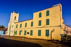 Camaguey, Cuba Royalty Free Stock Images
