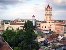 Camaguey, Cuba Royalty Free Stock Photos
