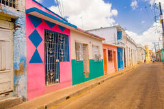 Camaguey, Cuba - old town listed on UNESCO World Stock Photography