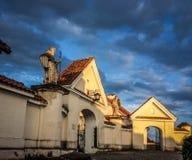Camaldolese kloster i Wigr Royaltyfri Fotografi