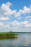 Wigry lake Arkivbild