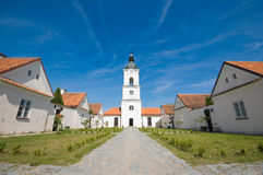 Camaldolese Monastery Royalty Free Stock Photography
