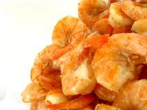 Camarão cozinhado Imagens de Stock