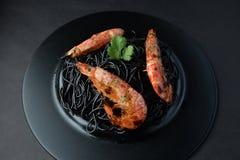 Camarão grelhado Imagem de Stock