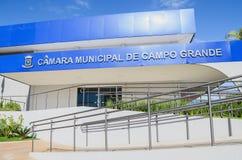 Camara Муниципальный de Campo Большой Стоковое Фото