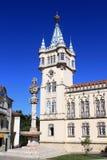 Camara comunale in Sintra Immagine Stock Libera da Diritti