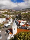 Madeira Island, South Coast, Camara de Lobos, Portugal. Camara de Lobos - fishing village on the South coast. Madeira Island, Portugal. Europe Stock Image
