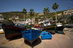 Camara de Lobos Funchal madeira photographie stock