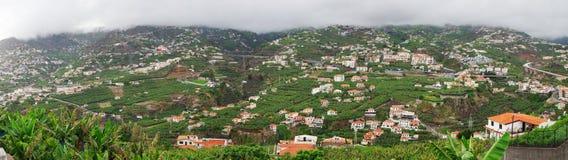 Camara de Lobos, Madeira Stockbild