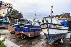 Camara de Lobos Royalty Free Stock Photography
