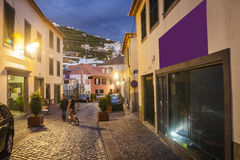 Camara de Lobos, Madeira island, Portugal Royalty Free Stock Photos