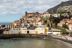 Camara de Lobos, Madeira, Portugal Lizenzfreie Stockbilder