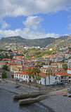Camara de Lobos, Madeira, Portugal Royalty Free Stock Image